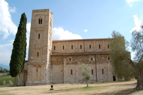 A Medieval Pilgrimage in Montalcino