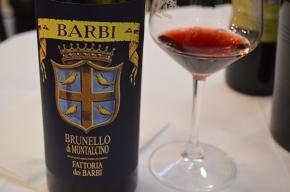 """""""Stunning."""" Jancis Robinson on the 2010 Brunello di Montalcino by Fattoria deiBarbi"""