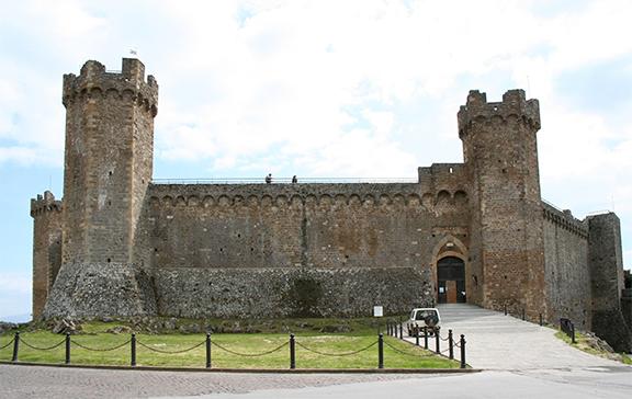 fortezza montalcino fortress