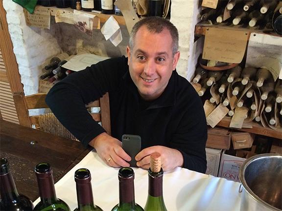 daniel perches wine blogger brasil