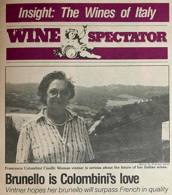 first edition wine spectator shanken