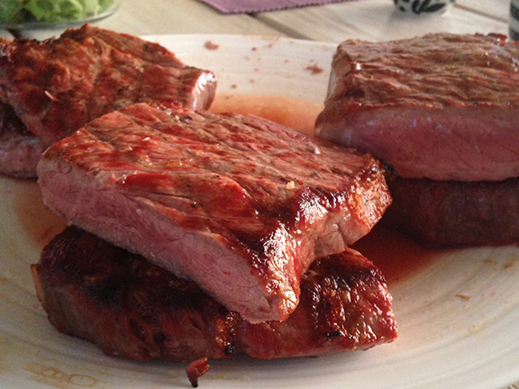 best steak recipe tuscany