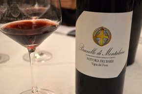 "Leading wine critic Michael Godel: ""Barbi is a best of both worlds Brunello for both consumer and collector"""