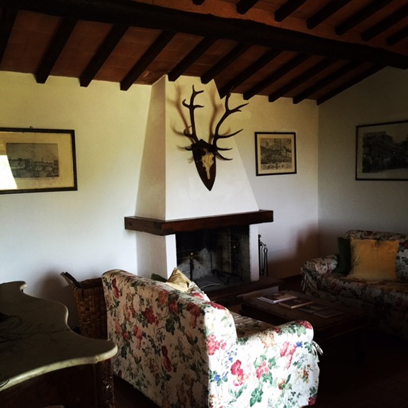 private home rental tuscany brunello