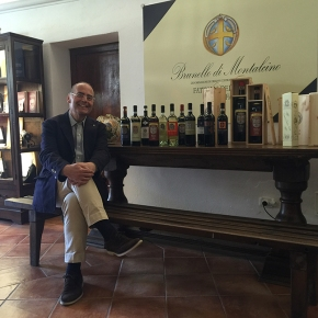Op-ed: Stefano Cinelli Colombini's opinion pieces on Montalcino and the wide world ofwine.