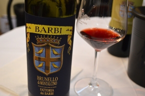 """For your holiday consideration: Wine Enthusiast """"Editor's Pick"""" 2012 Brunello 93points"""