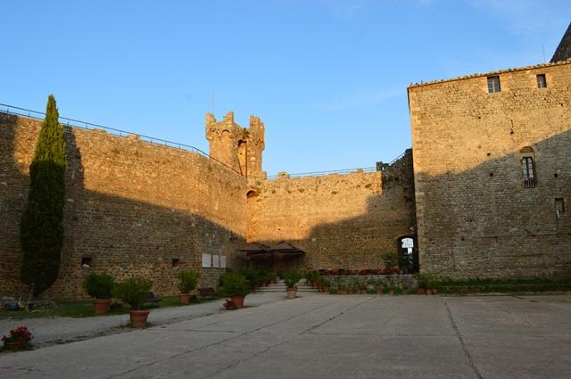 fortezza fortress montalcino