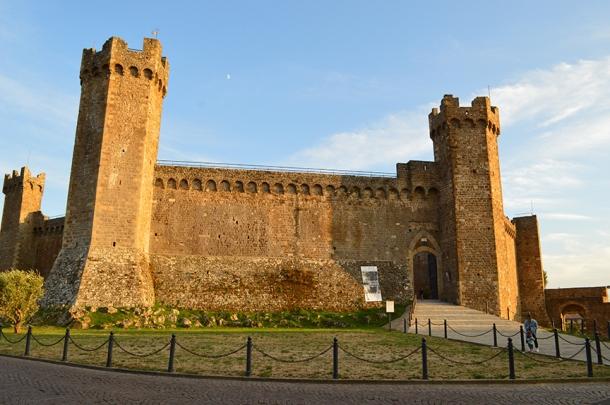 montalcino wine fortress