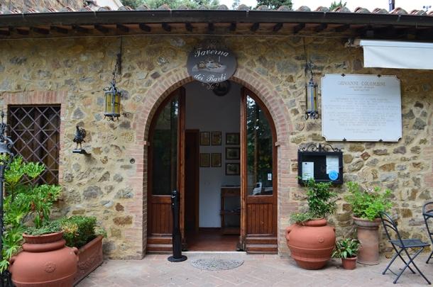best restaurant montalcino