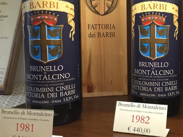 best vintages brunello montalcino