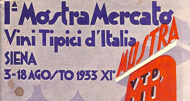 mussolini wine favorite 1933