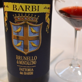 """For your holiday consideration: Kerin O'Keefe """"editor's pick"""" 2012 Brunello, 93points"""