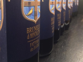 Brunello di Montalcino: The Christmas gift that keeps on giving. Brunello's longevity makes it ideal for gift season.