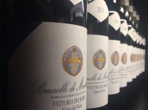 The story behind Barbi's single-vineyard Brunello Vigna delFiore