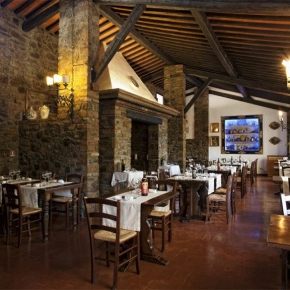 Christmas in Montalcino? The Taverna dei Barbi is open Christmas Eve, Christmas Day, and St. Stephen's Day