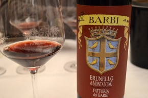 Winesurf's top of the top: Barbi Brunello Ris. 2012 one of guide's top scoring wines