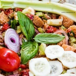 The best panzanella recipe: Winner of the Panzanella Cook Off at Fattoria deiBarbi