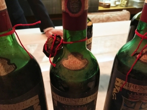 How long can Brunello age? Come find out this weekend at Fattoria deiBarbi!