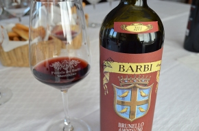 """For your holiday consideration: 2011 Brunello Riserva """"94 points"""" RobertParker"""