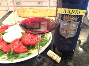 "Barbi's 2012 Brunello ""is special. A remarkable blend of technological precision meeting time-honored tradition"""