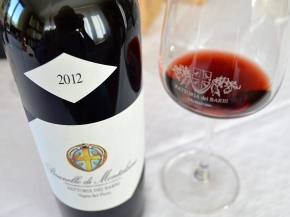 """Wow!"" Houston Chronicle on Vigna del Fiore 2012"