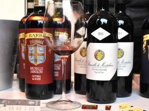 """A Brunello to put in the cellar"": Top Italian wine blog calls Barbi's Brunello one of this year's best"