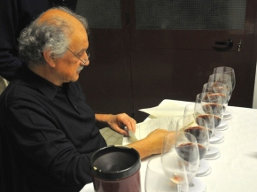 Ernesto Gentili, one of Italy's most acclaimed wine writers, on Vigna del Fiore2013: