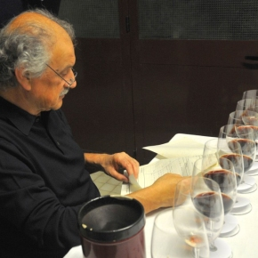 Ernesto Gentili, one of Italy's most acclaimed wine writers, on Vigna del Fiore2013