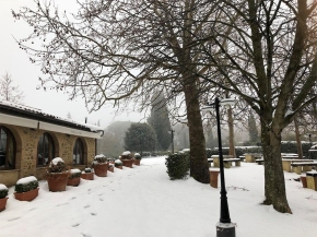 Colder in Montalcino than the NorthPole?