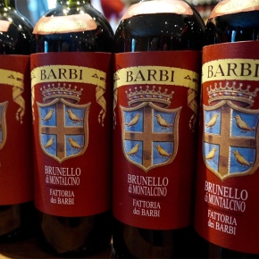 """""""Character, finesse, and indeed a sense of place."""" Montreal wine blogger Mandi Robertson on Fattoria deiBarbi."""