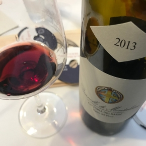 "Monica Larner: ""This wine made me so happy…"" 95 points Vigna del Fiore 2013"
