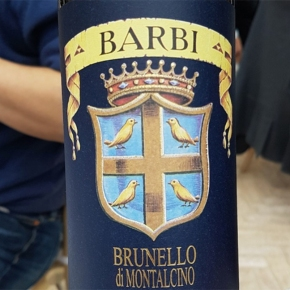 "Top Canadian wine writer Michael Godel on Barbi 2013: ""In a Brunello as here, as always, there is no speculation, only certainty…"""