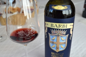 "Nothing says ""I love you, Dad"" like Brunello! 92 points Wine & Spirits, ""Best Buy"""