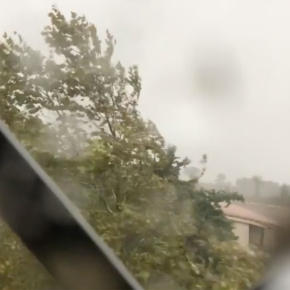 Extreme weather plagues Montalcino and Tuscan coast
