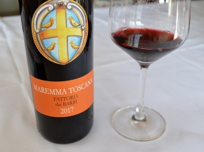 Maremma Toscana DOC, a new appellation and a new wine from Fattoria dei Barbi