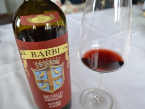 Wine Spectator: 93 points for Barbi Brunello Riserva 2013