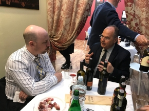 Taste with Stefano at Vinitaly, April 7-10 inVerona