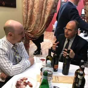 Taste with Stefano at Vinitaly, April 7-10 in Verona