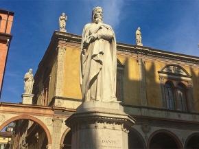 A Tuscan in Verona: Dante Alighieri (see you next week atVinitaly)