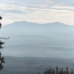 Mt. Amiata: Montalcino's silent, majesticprotector