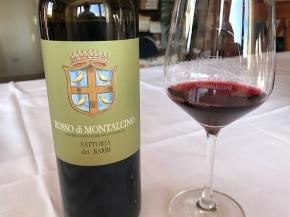 Wine Spectator 90 points for Barbi Rosso diMontalcino