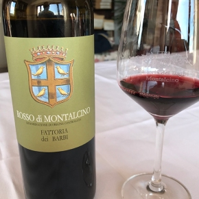 Wine Spectator 90 points for Barbi Rosso di Montalcino