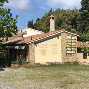 Happy Ferragosto! Please note our tasting room and restaurant are open this weekend.