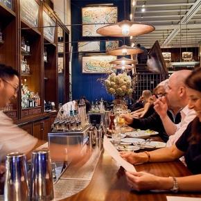 Old Barbi at Union Square Cafe, the quintessential destination for Americancuisine…