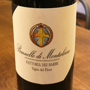 "Monica Larner on 15 Brunello: ""Picture perfect,"" 95 points for Vigna del Fiore"